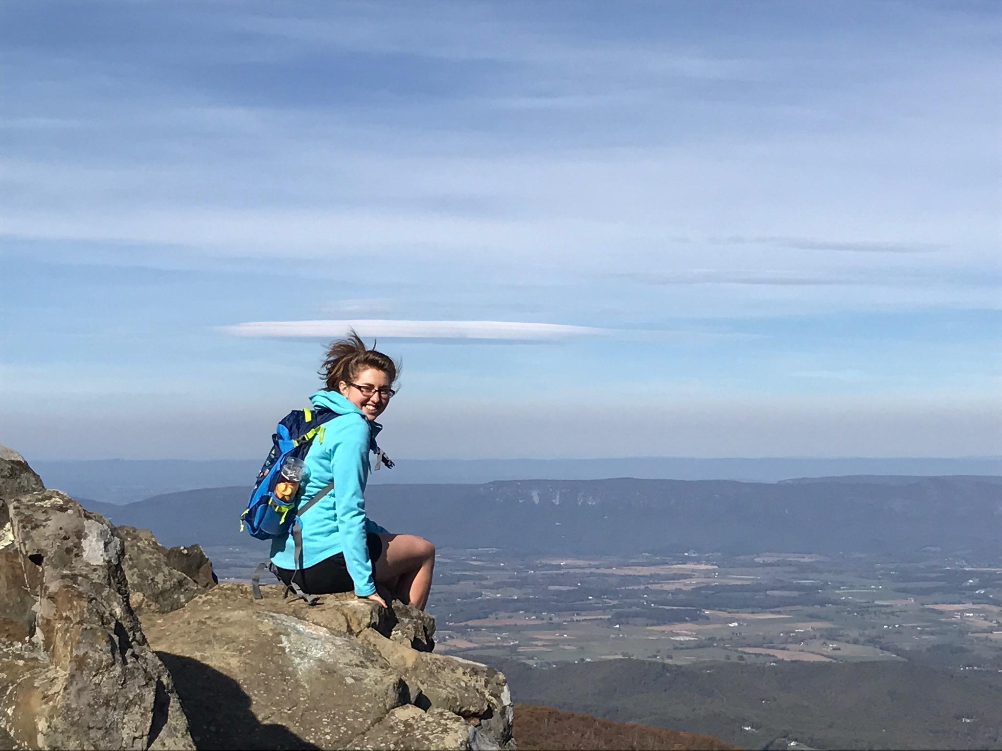 best hikes in shenandoah