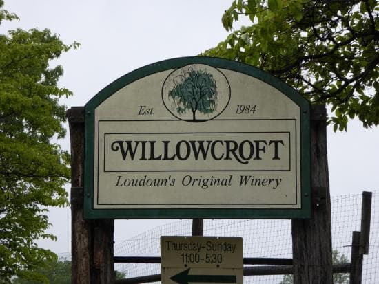 wineries near leesburg va