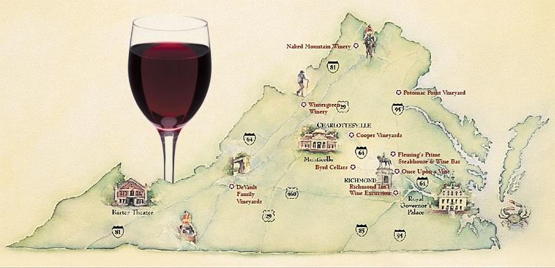 wineries near leesburg va