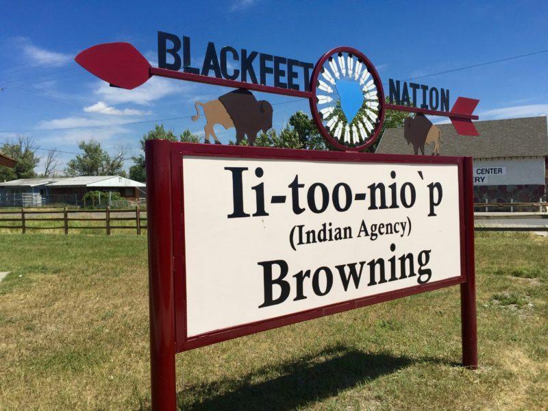Browning, Montana
