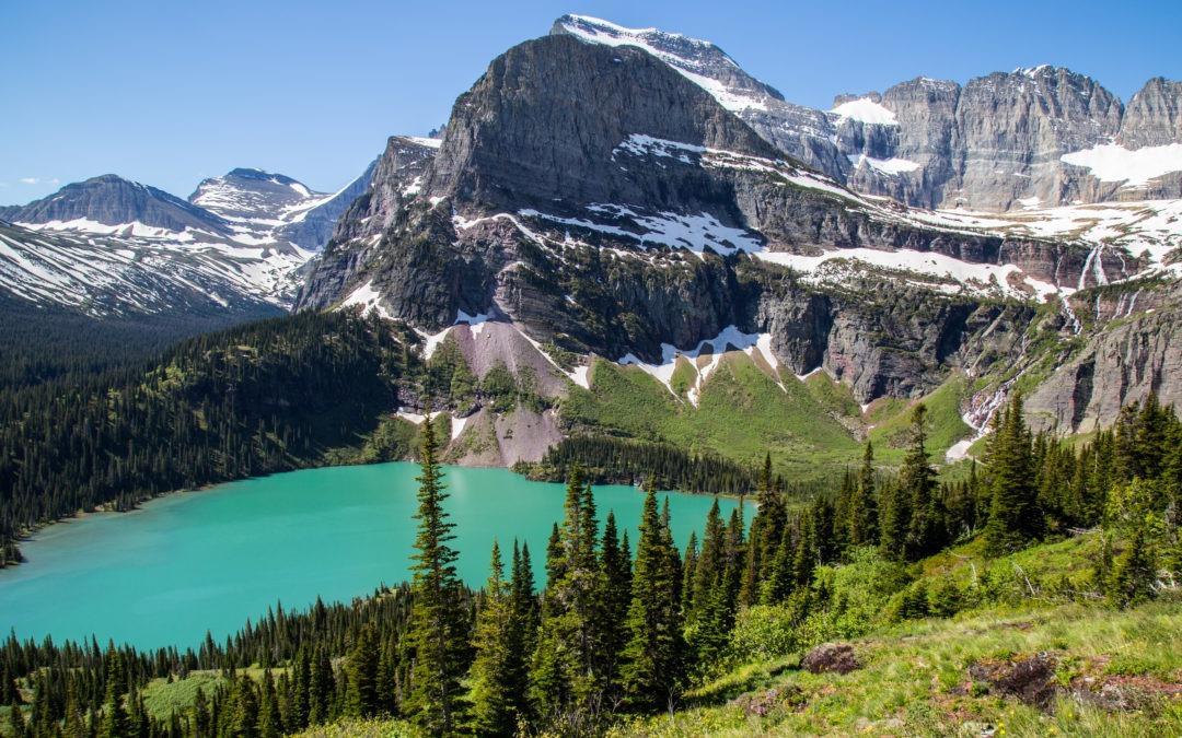 7b98081a578f Glacier National Park Itinerary - Pink Caddy Travelogue