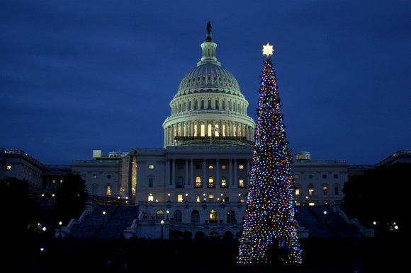 christmas in washington dc